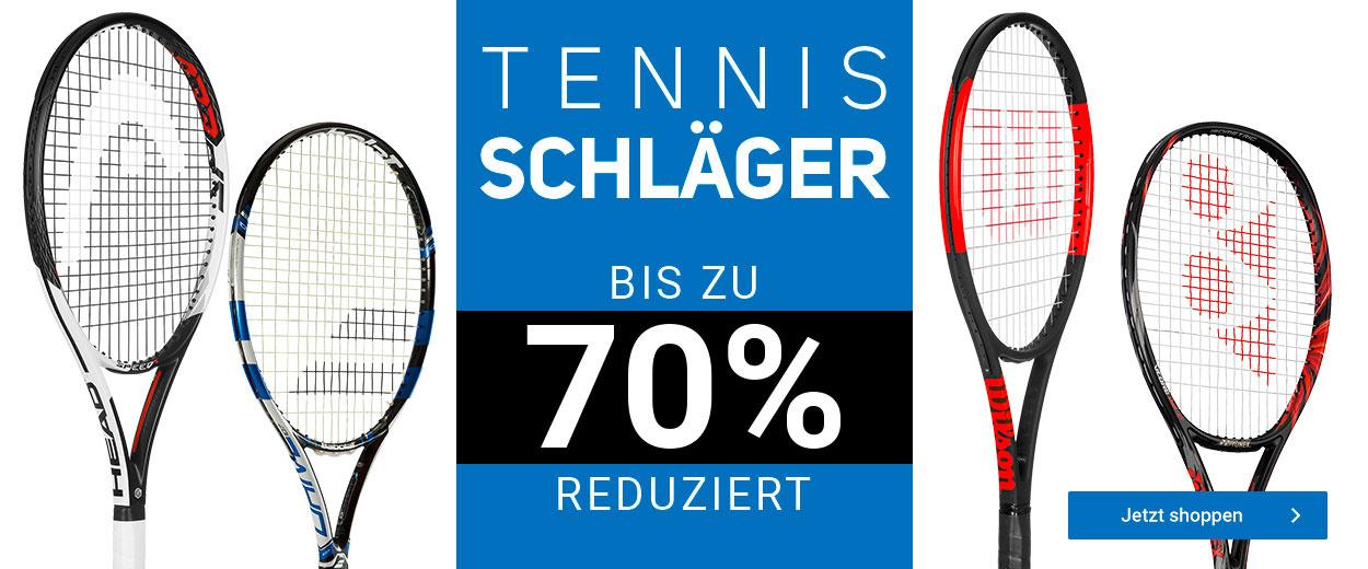 Tennisschläger -70%