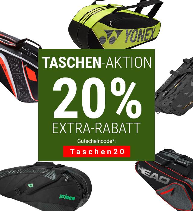 Taschen 20% extra Rabatt