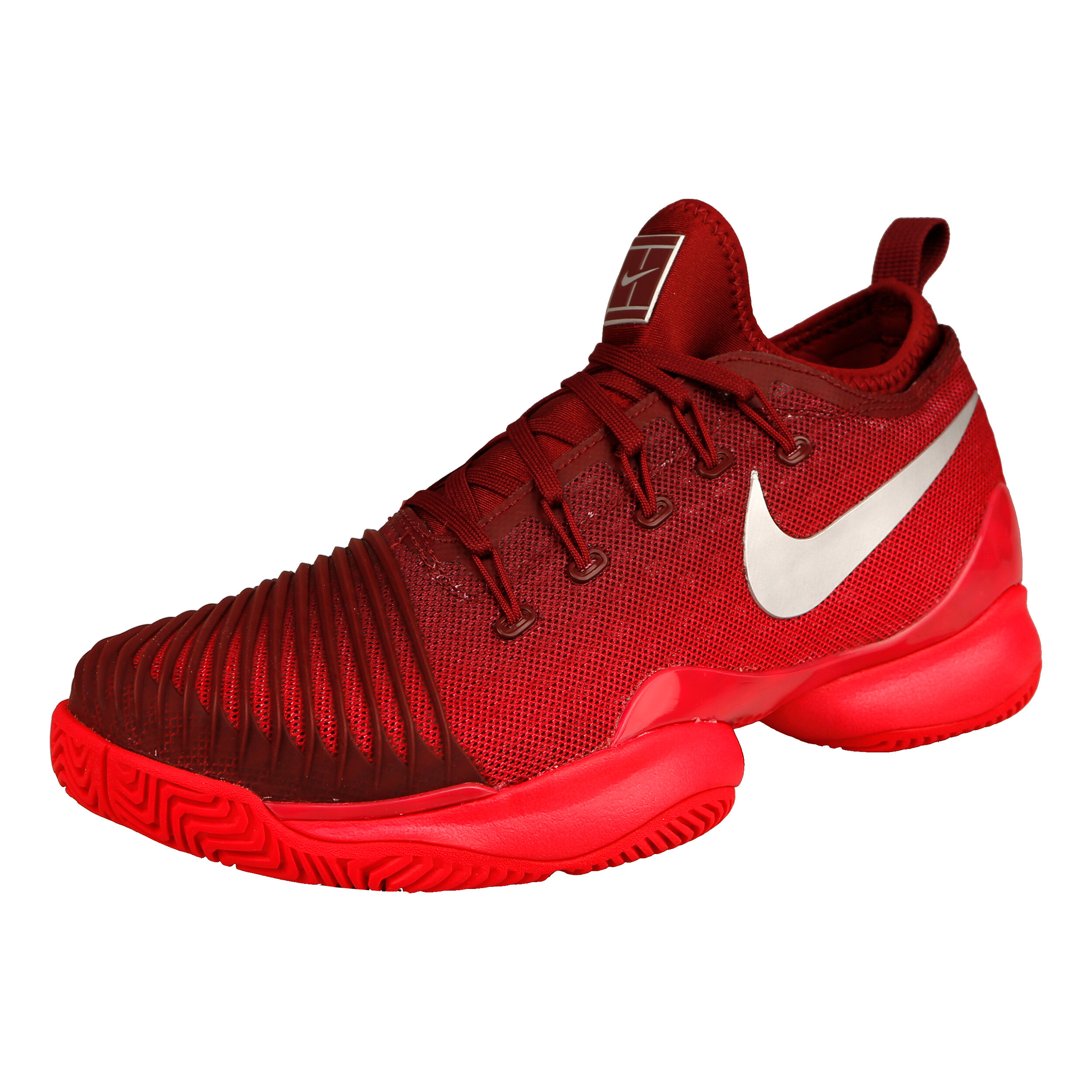 nike zoom air women red 41