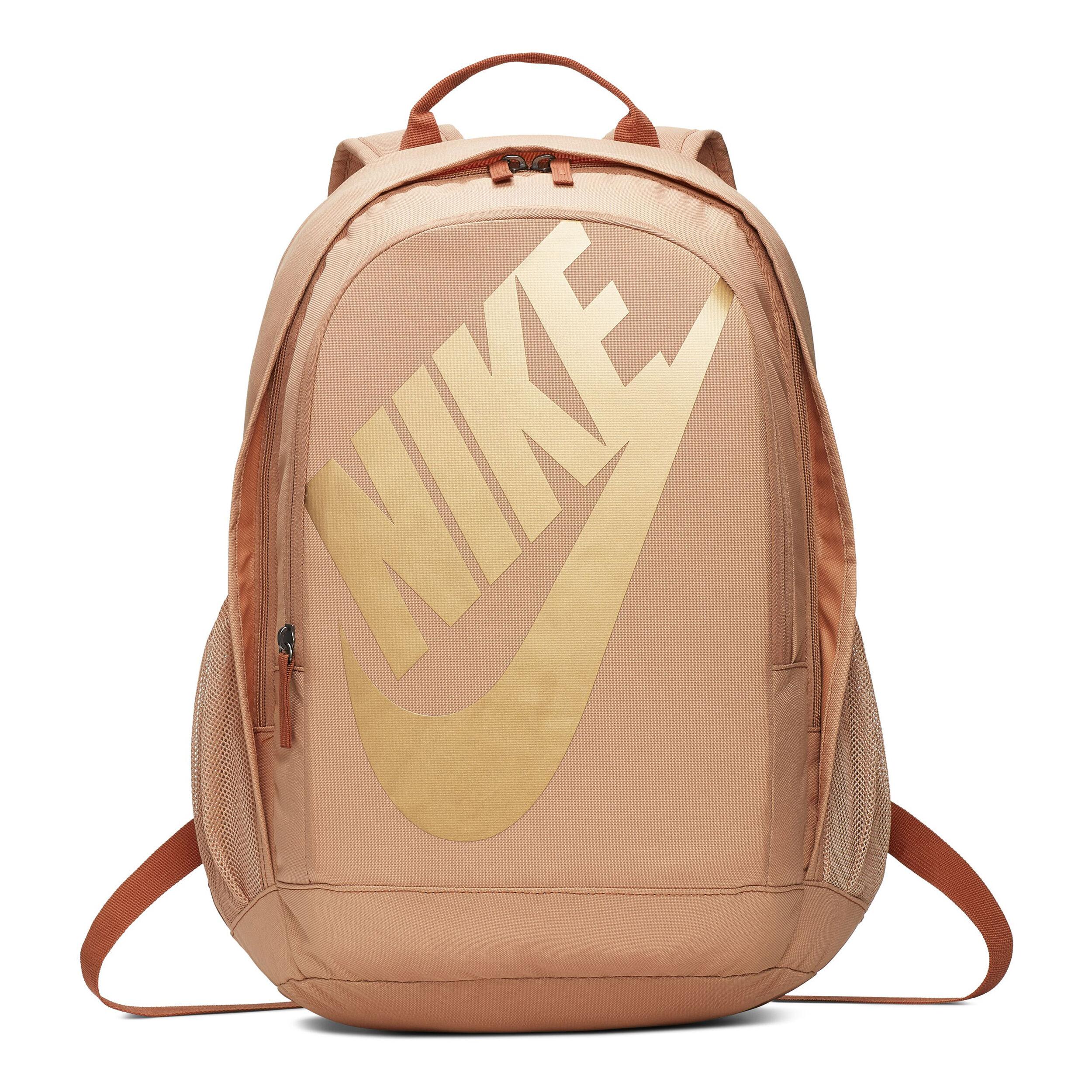 Nike Sportswear Hayward Futura Rucksack Rosa, Gold online