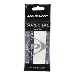 D TAC SUPER TAC OVERGRIP WHITE 1PC