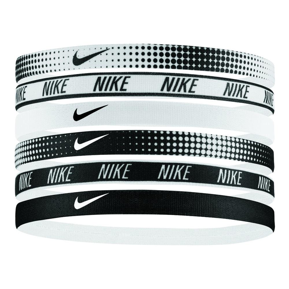 Nike Assorted Haarband 6er Pack Haarband Größe: nosize 9318-42-964