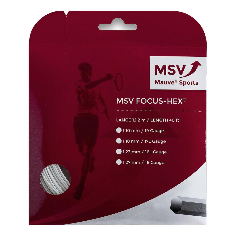 MSV Focus-HEX Saitenset 12m Saitenset 4811