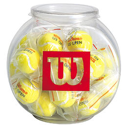 Bowl of US Open Tennisball Keychain