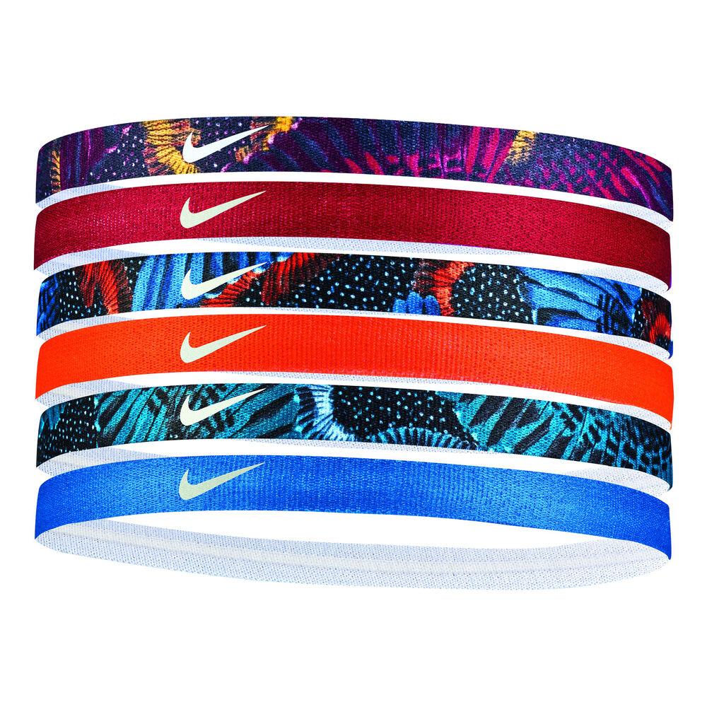 Nike Printed Haarband 6er Pack Haarband Größe: nosize 9318-42-907