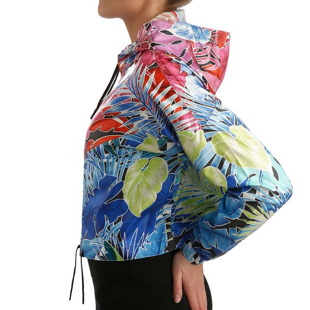 Sportswear Flower Power Woven Jacket Women
