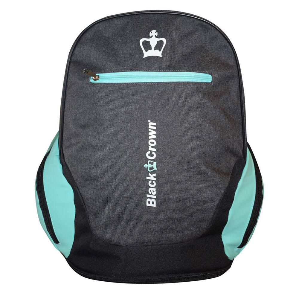Black Crown Mochila Bit Padelsporttasche Padelsporttasche Größe: nosize 000889