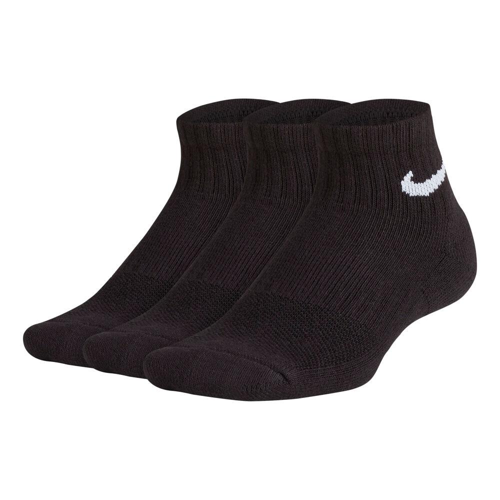 Nike Everyday Cush Ankle Sportsocken 3er Pack Kinder Sportsocken SX6844-010