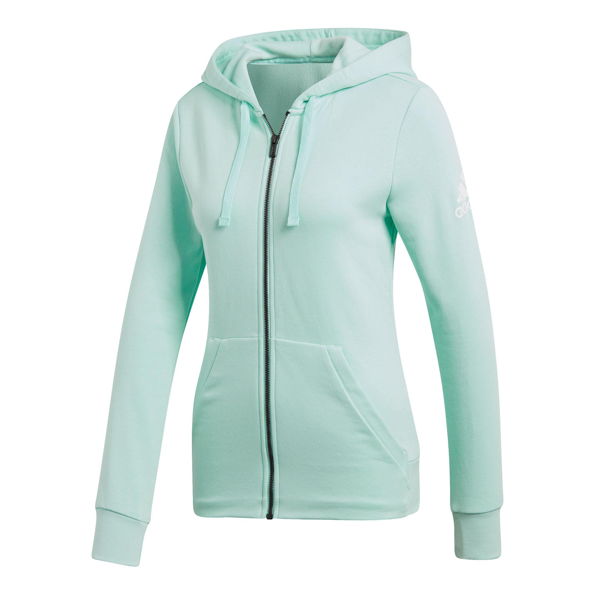 Adidas Solid Kapuzenjacke ab 48,61 € | Preisvergleich bei