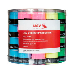 MSV Overgrip Cyber Wet, 60/Pack