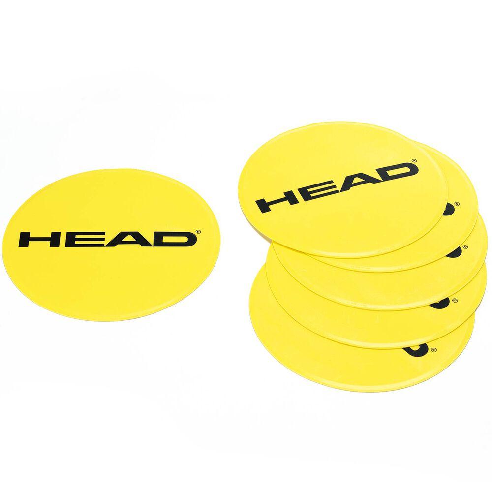 Head Zielmarkierung 6er Pack Rund Zielmarkierung Größe: nosize 287521