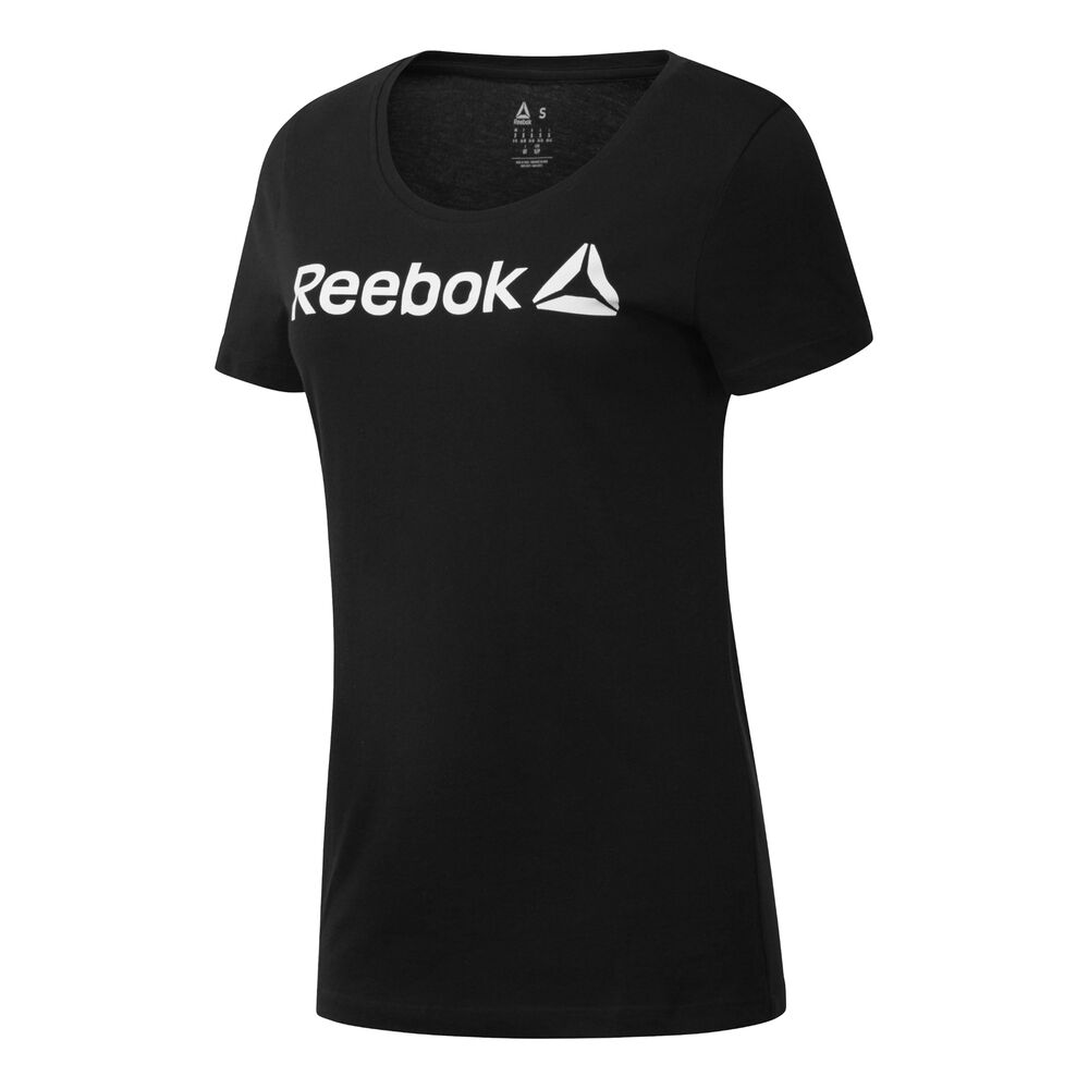 Reebok Linear Read T-Shirt Damen T-Shirt