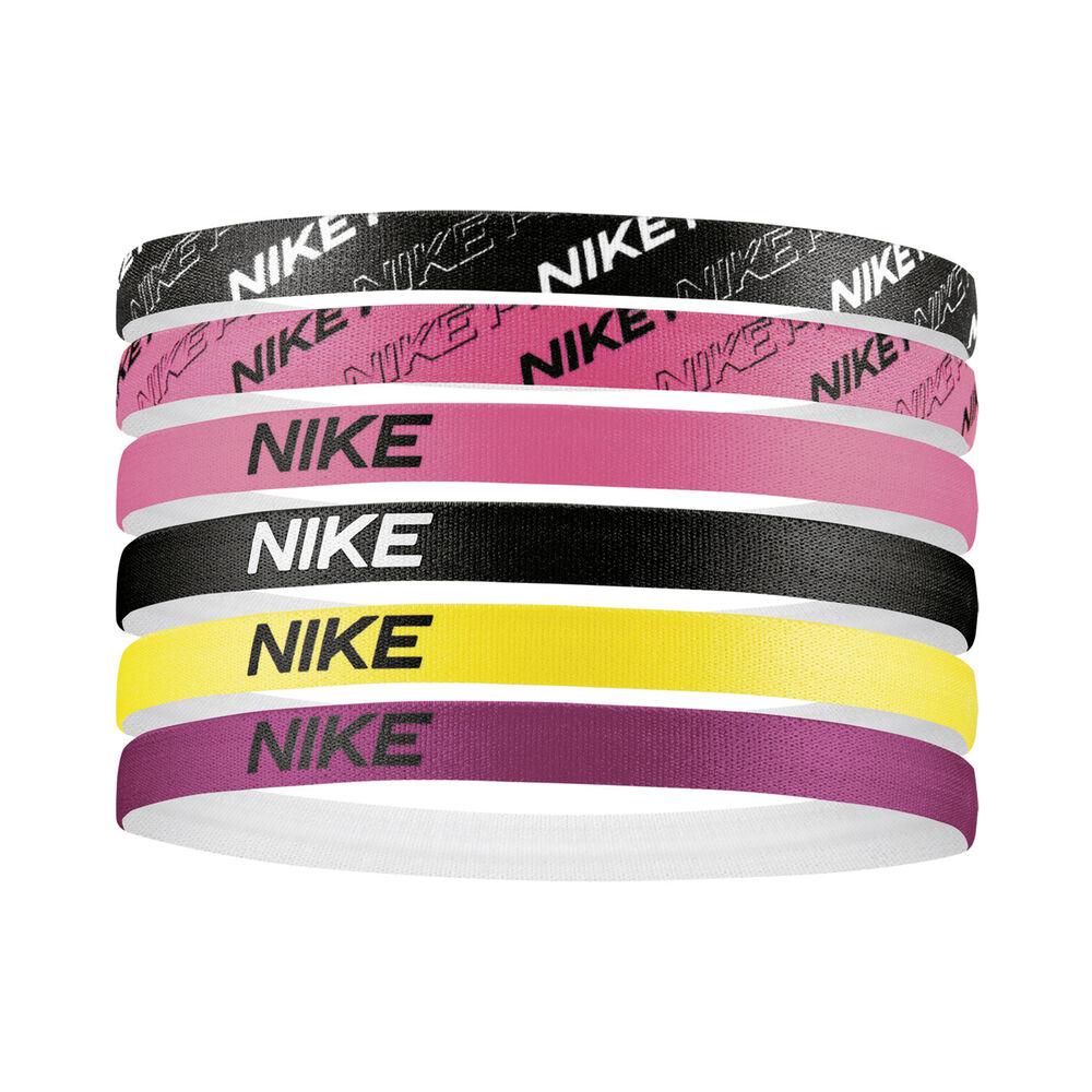 Nike Assorted Haarband 6er Pack Haarband Größe: nosize 9318-42-069
