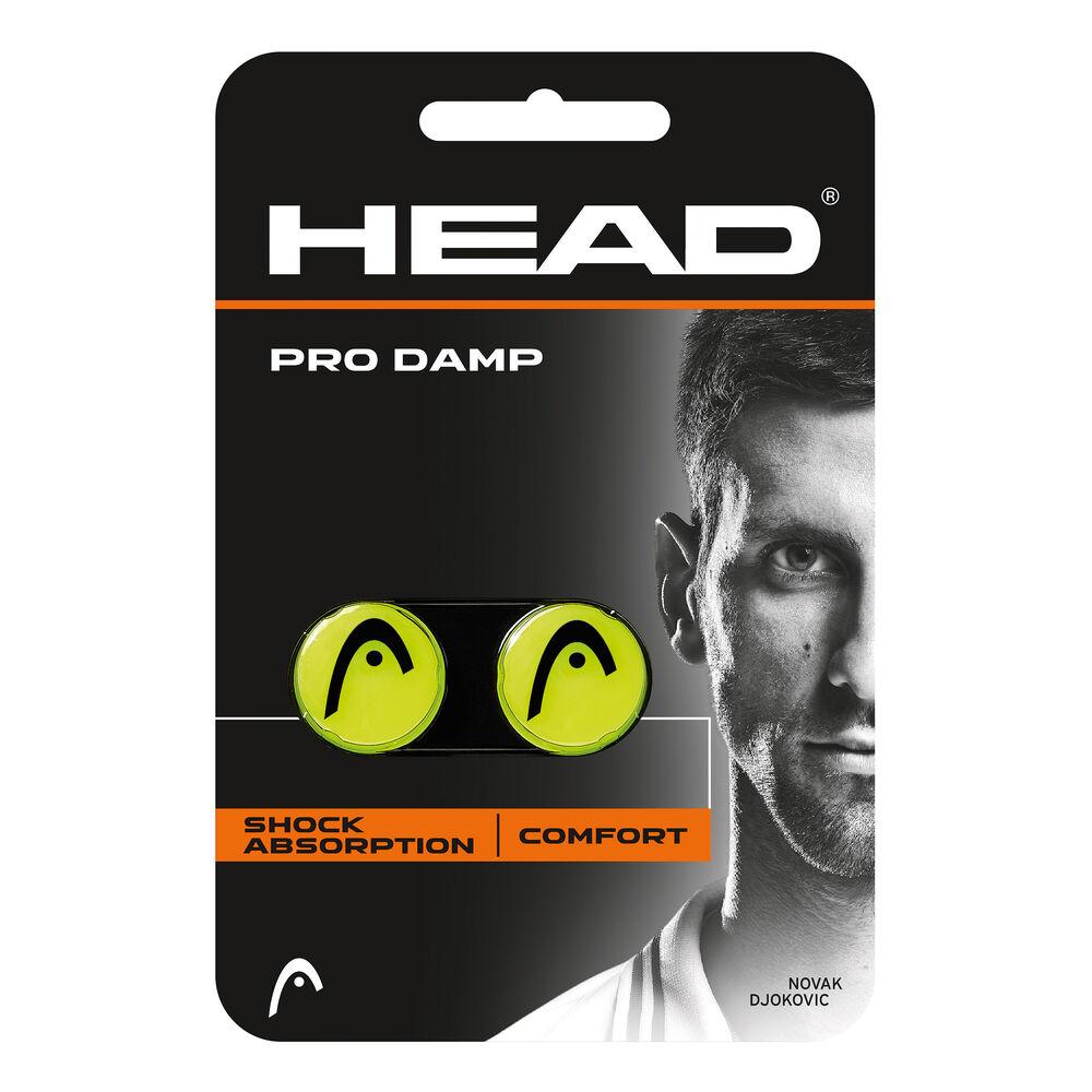 Head Pro Damp Dämpfer 2er Pack Dämpfer Größe: nosize 285515-YW