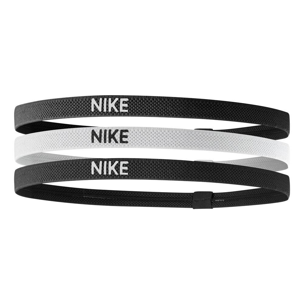 Nike Elastic Haarband 3er Pack Haarband Größe: nosize 9318-4-036