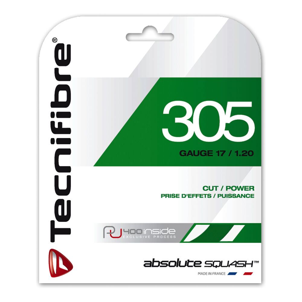 Tecnifibre 305 Squash Saitenset 10m Saitenset 06G305120G