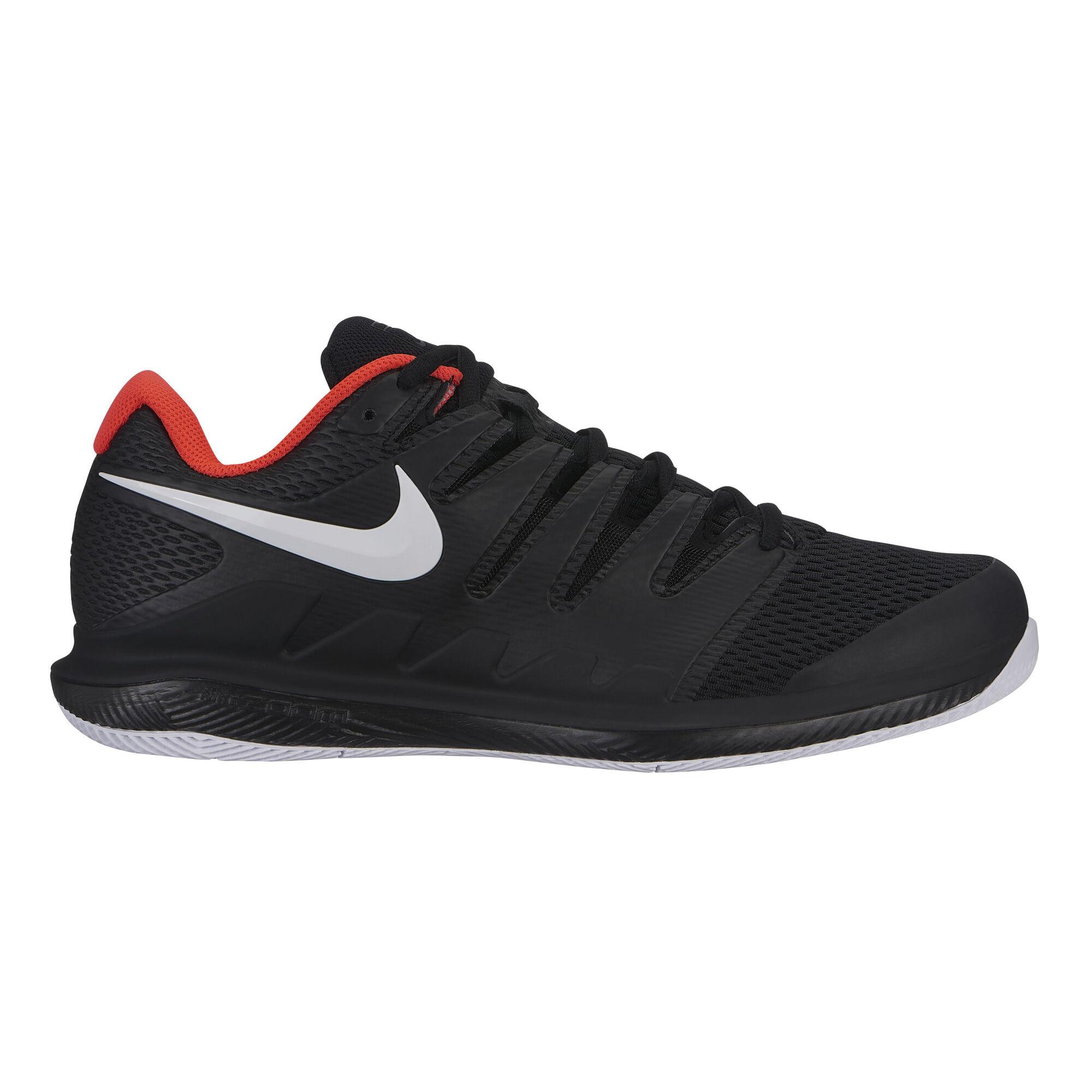 lowest price classic fit sale online Nike Air Zoom Vapor X HC Allcourtschuh Herren - Schwarz ...
