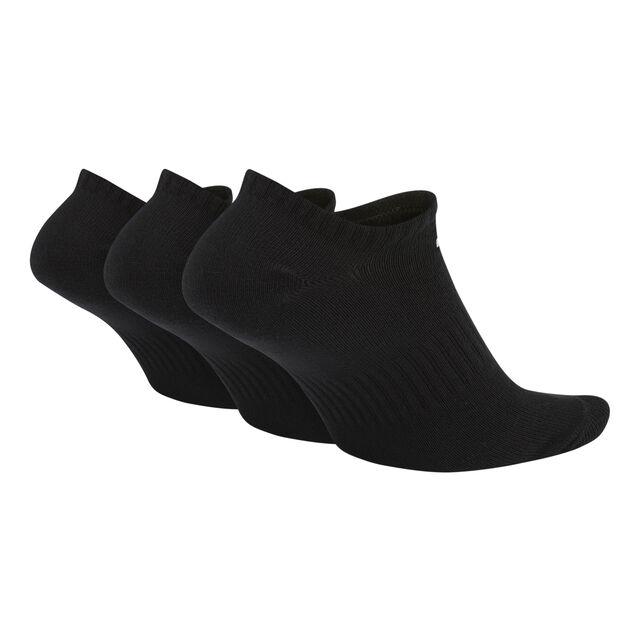 Everyday Lightweight No-Show Training Socks Unisex