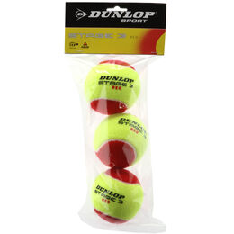 Mini Tennis Stage 3 Red, 3er