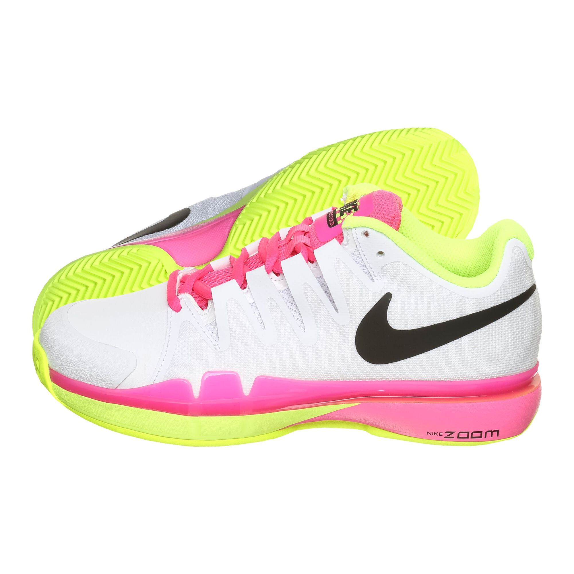 4104ac7c4010 Nike Zoom Vapor 9.5 Tour Clay Sandplatzschuh Damen - Weiß