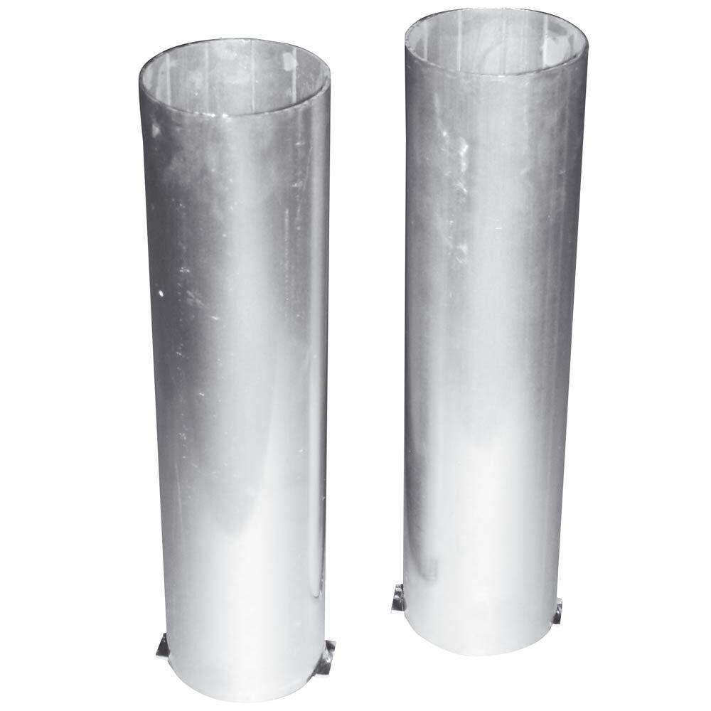 Tegra Bodenhülsen 85mm Im Doppelpack, Rund Bodenhülsen Größe: nosize 320110