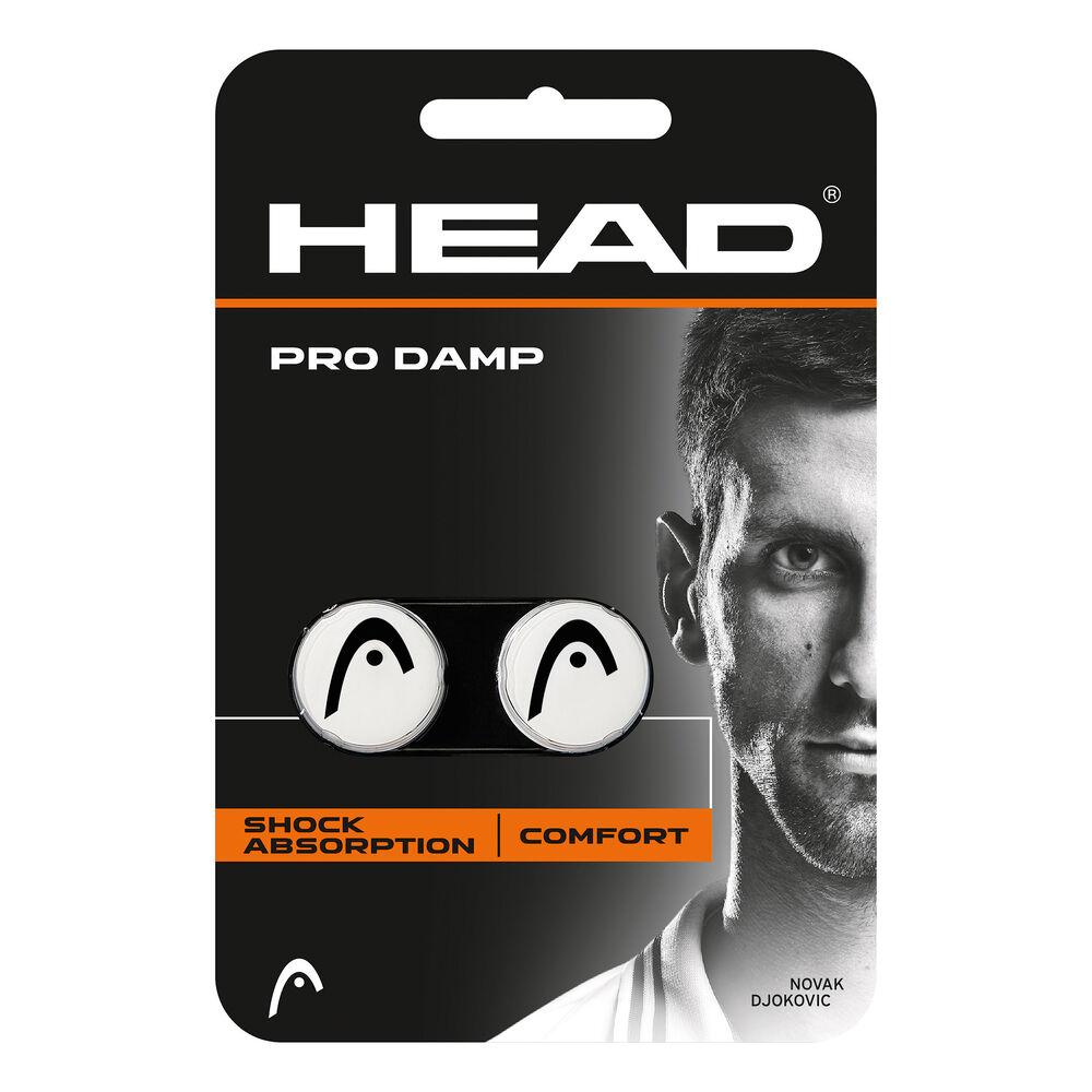 Head Pro Damp Dämpfer 2er Pack Dämpfer Größe: nosize 285515-WH