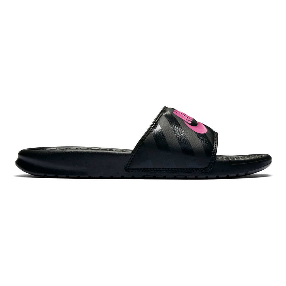 Nike Benassi Just Do It Badelatschen Damen Badelatschen 343881-061
