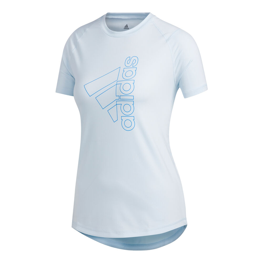 adidas Tech Badge Of Sports T-Shirt Damen T-Shirt
