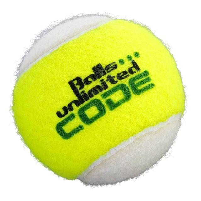 Code Green (drucklos, grün-weiß) 60er Beutel inkl. Eimer