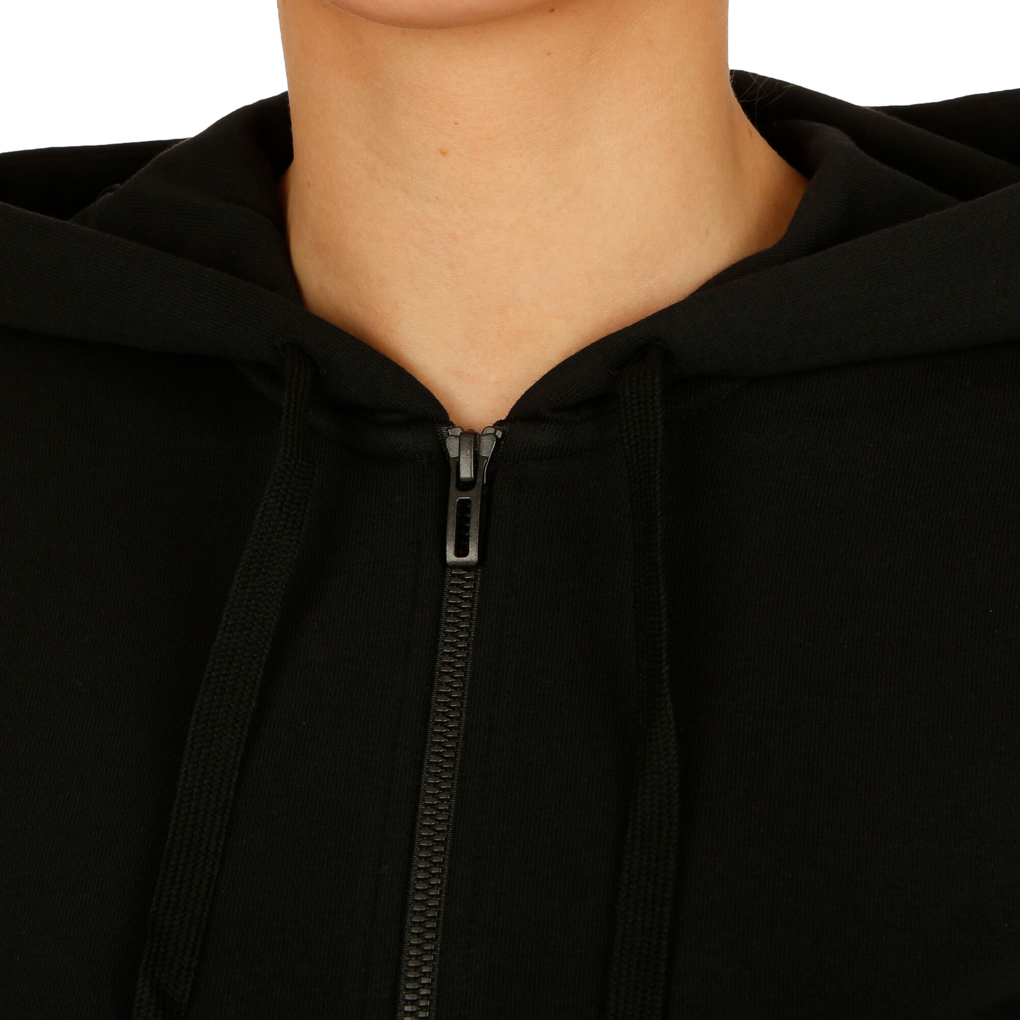 b8bc5f07fd73 adidas Essentials Linear Sweatjacke Damen - Schwarz, Weiß online ...