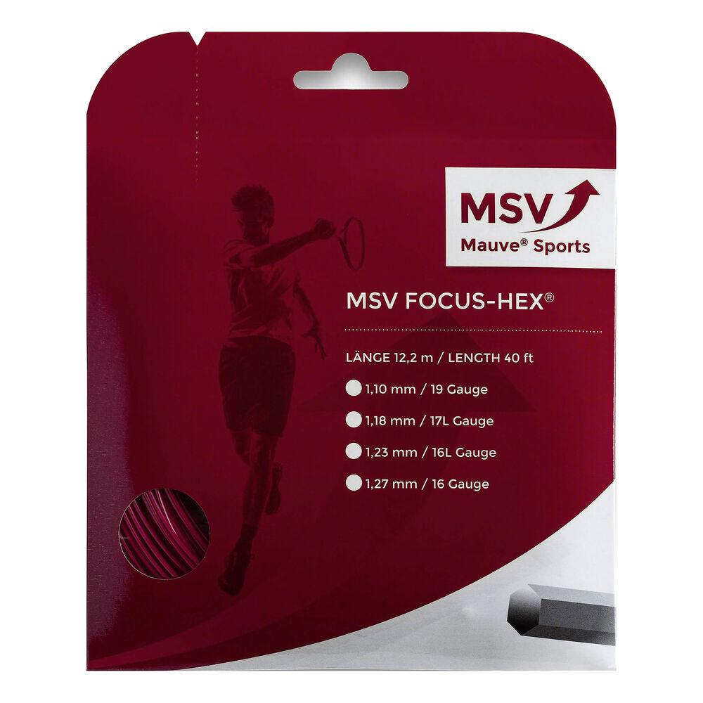 MSV Focus-HEX Saitenset 12m Saitenset 5131