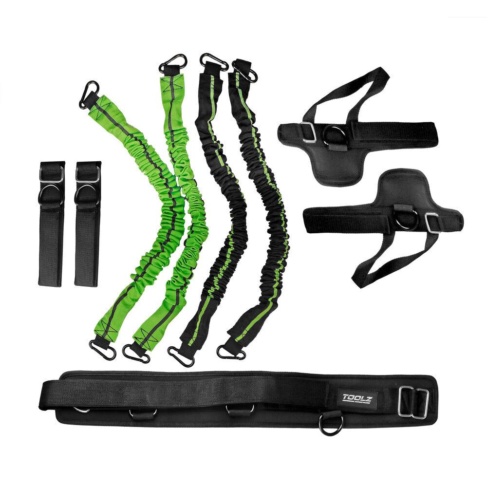 TOOLZ Expandable Belt Trainingshilfe Trainingshilfe Größe: nosize TZEBP