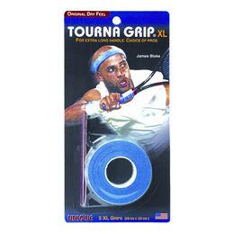 Tourna Grip XL blau 3er