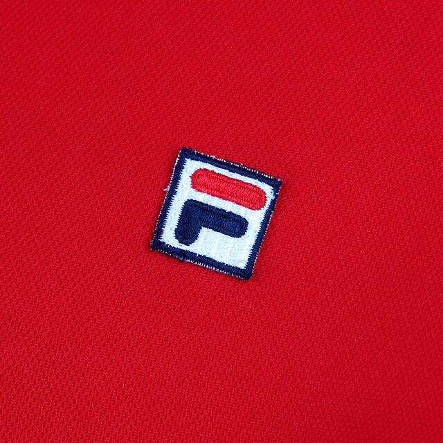 Piro Button Polo Men