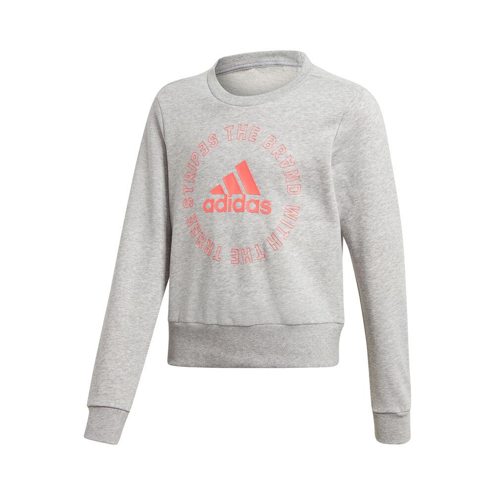 adidas Bold Crew Sweatshirt Mädchen Sweatshirt Größe: 140 GE0070