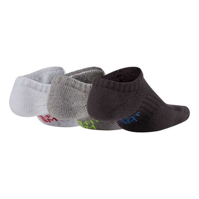 Performance Cushioned No-Show Training Socks Unisex