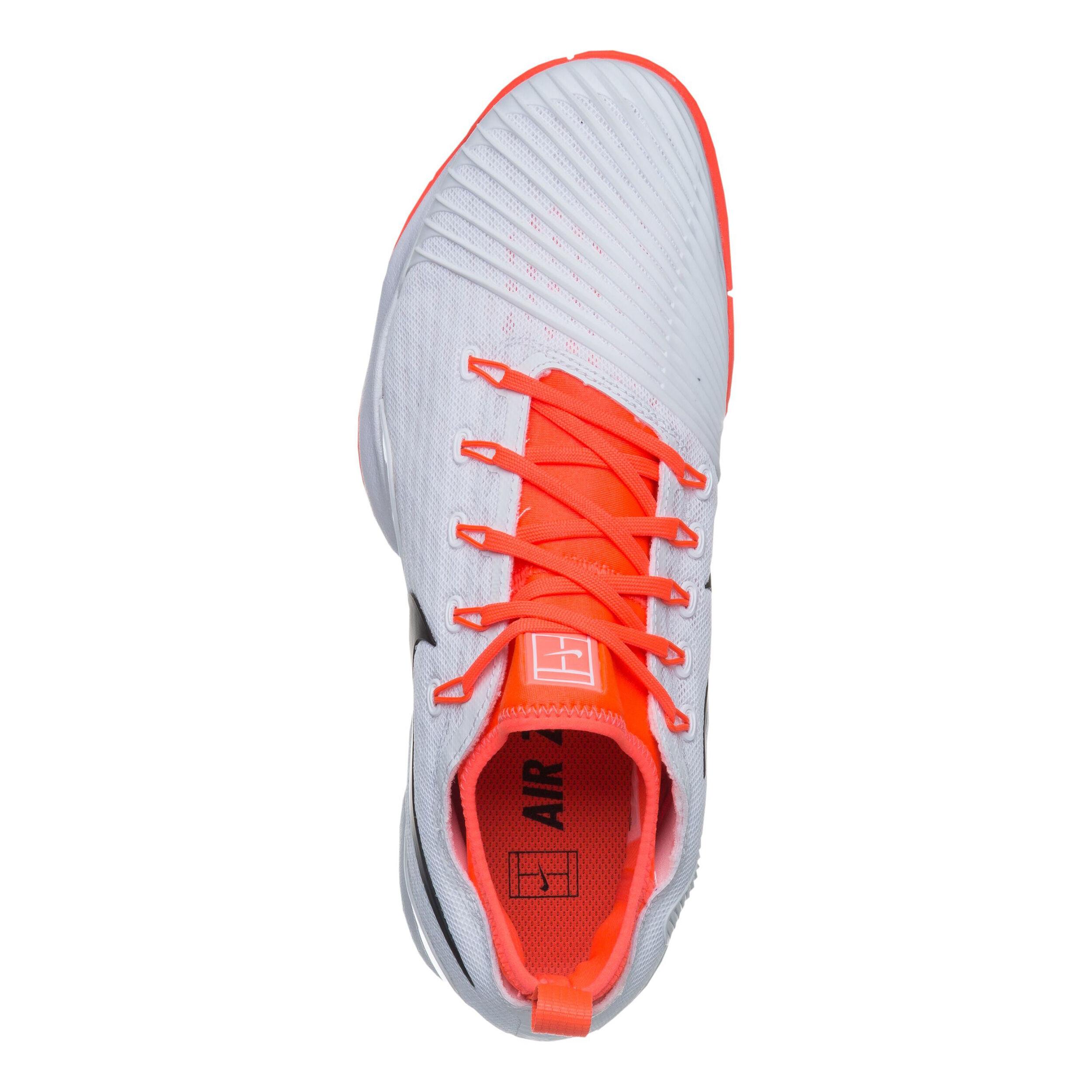 white UK 5 Nike Air Zoom Ultra tennis trainers US 5.5, Eu 38