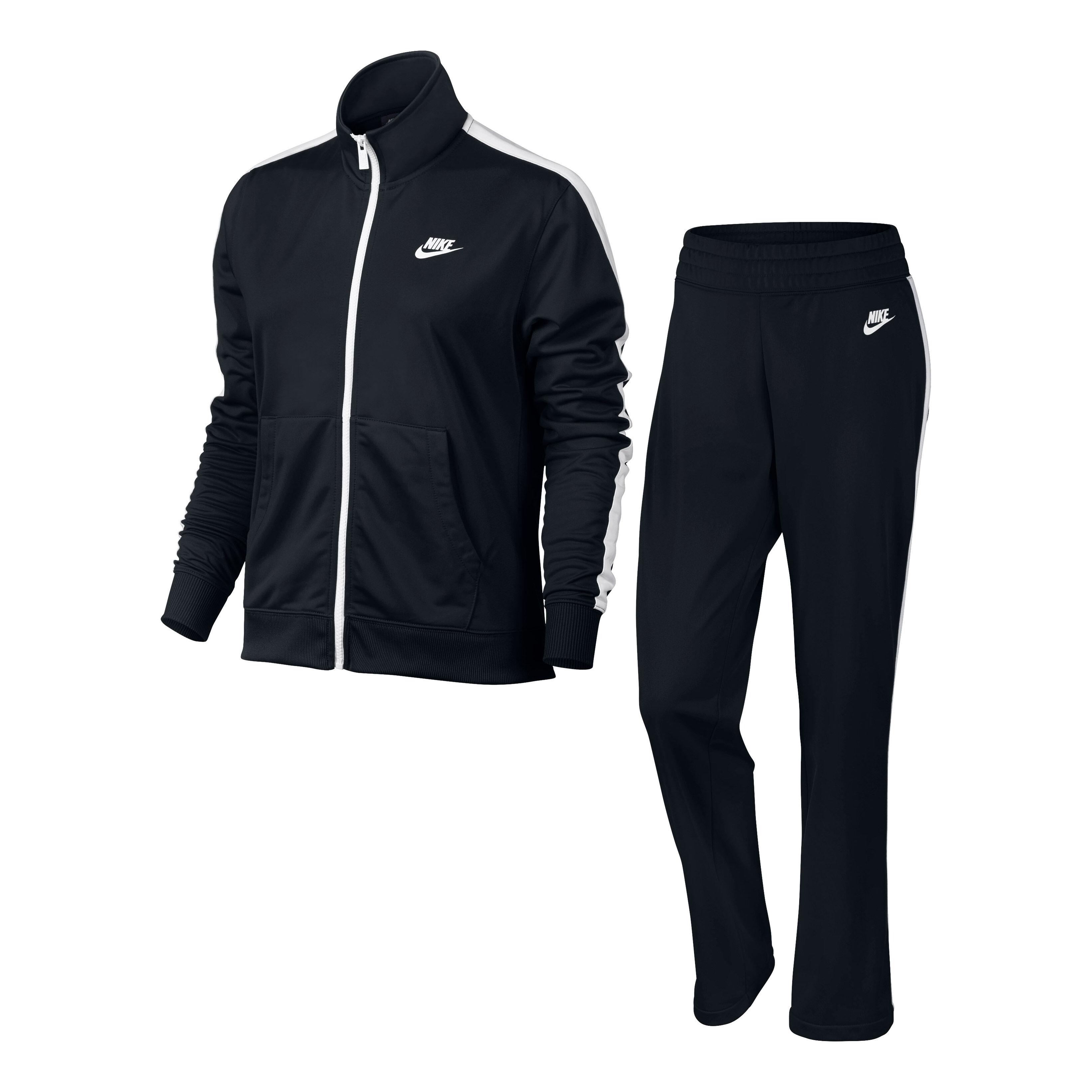 Nike Sportswear Trainingsanzug Damen Schwarz, Weiß online