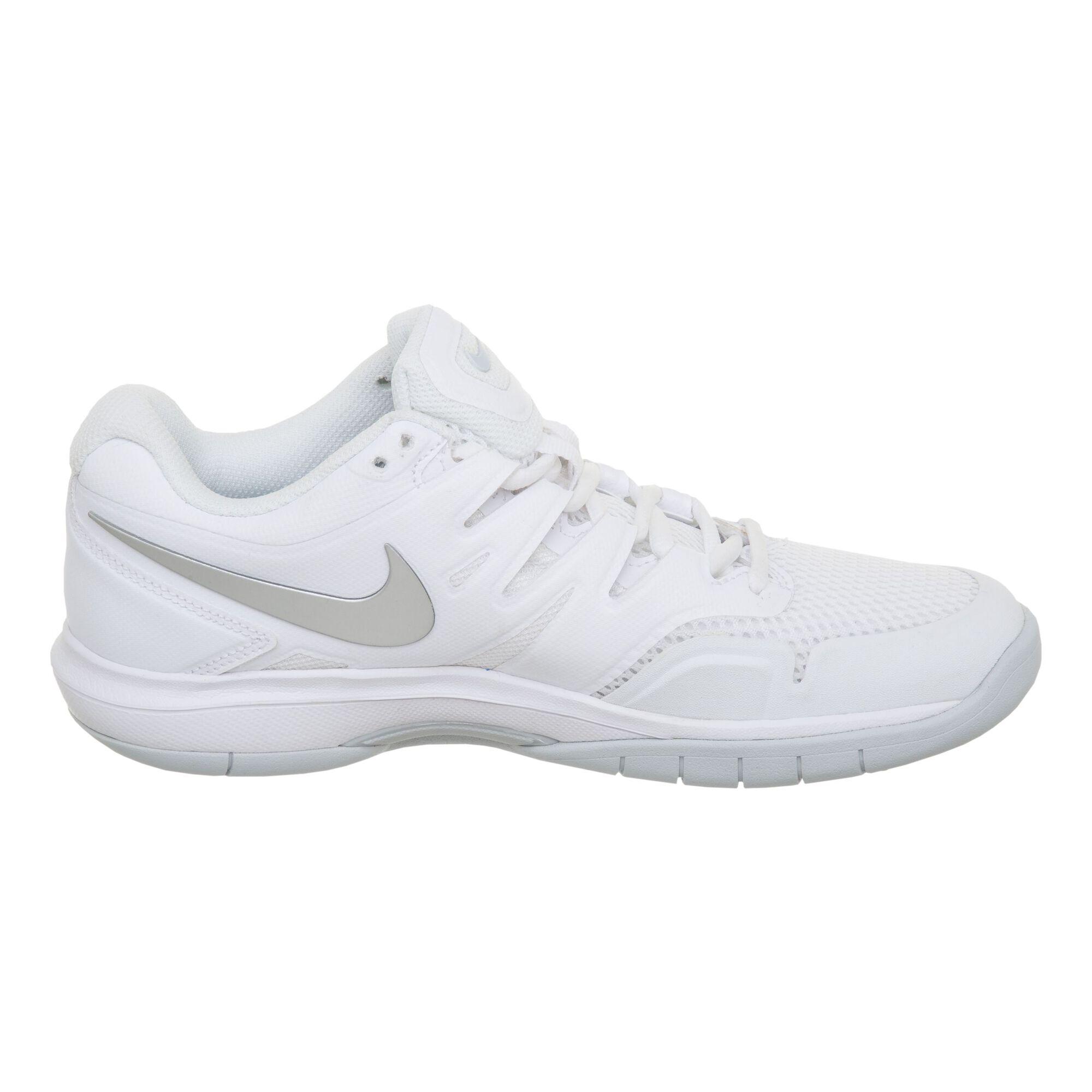 7dfbe1dc4ed1f Nike Air Zoom Prestige Carpet Teppichschuh Damen - Weiß, Grau online ...