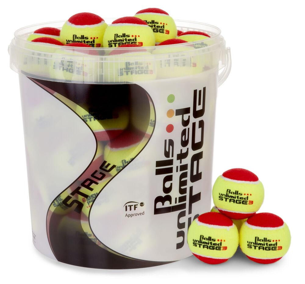 Balls Unlimited Stage 3 60er Eimer Play and Stay Ball Größe: nosize B-TOBUST360ER