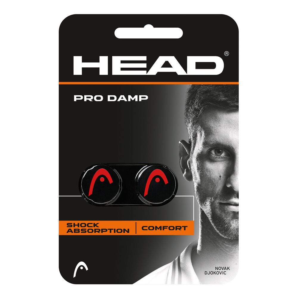 Head Pro Damp Dämpfer 2er Pack Dämpfer Größe: nosize 285515-BK
