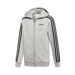Essential 3 Stripes Full-Zip Hoodie Boys