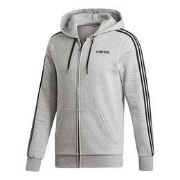 Essentials 3 Stripes Full-Zip Fleece Men