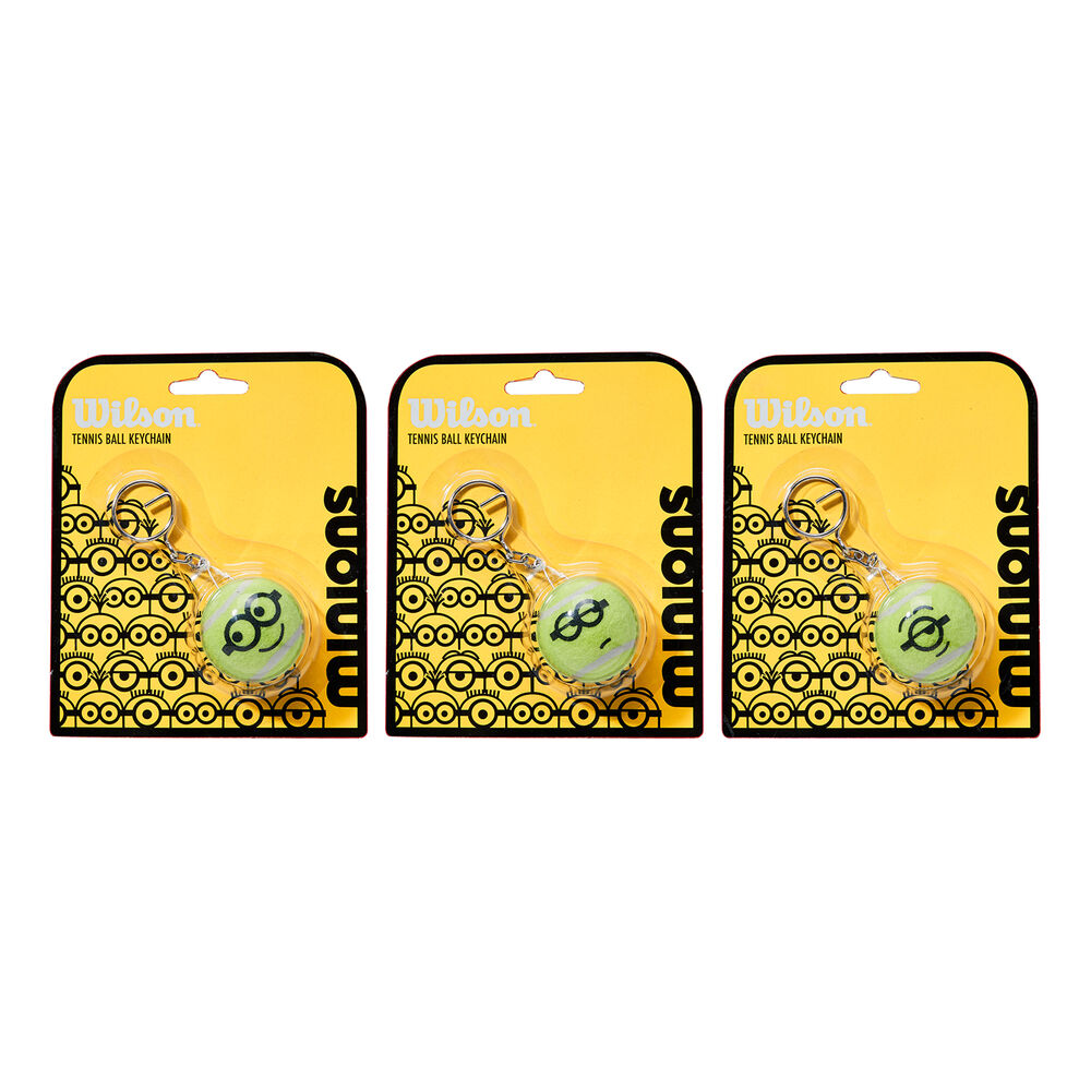 Wilson Minions Schlüsselanhänger Schlüsselanhänger Größe: nosize WR8406501001