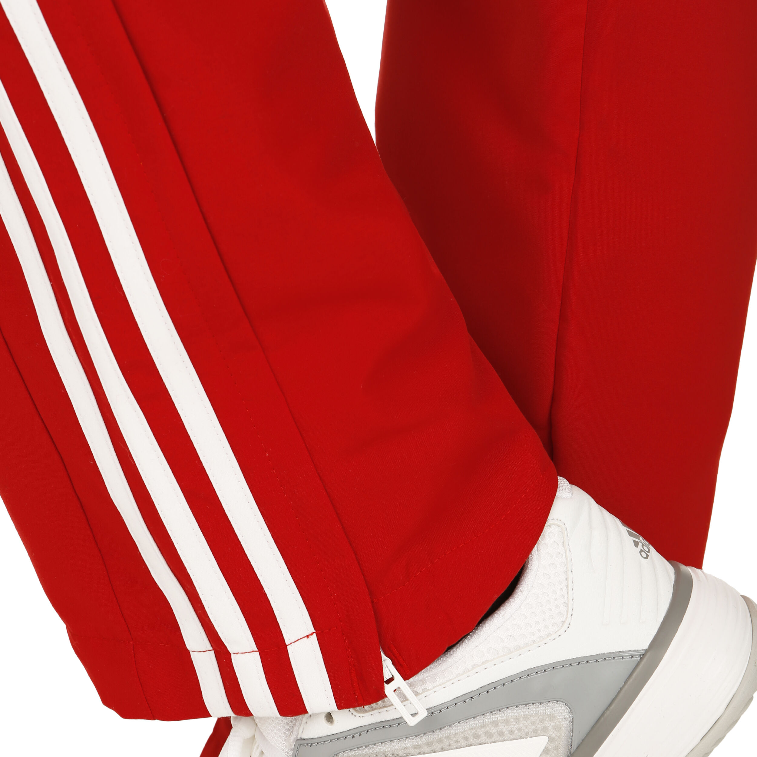 adidas T16 Team Pant Trainingshose Damen Rot, Weiß online