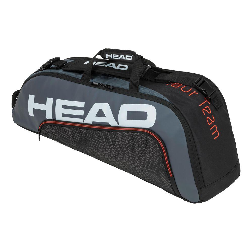 Head Tour Team 6R Combi 6er Tennistasche Größe: nosize 283150-BKGR
