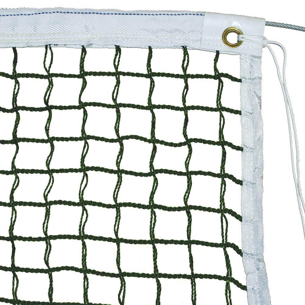 Tegra Slice Tennisnetz 2,5mm Tennisnetz Größe: nosize 310740