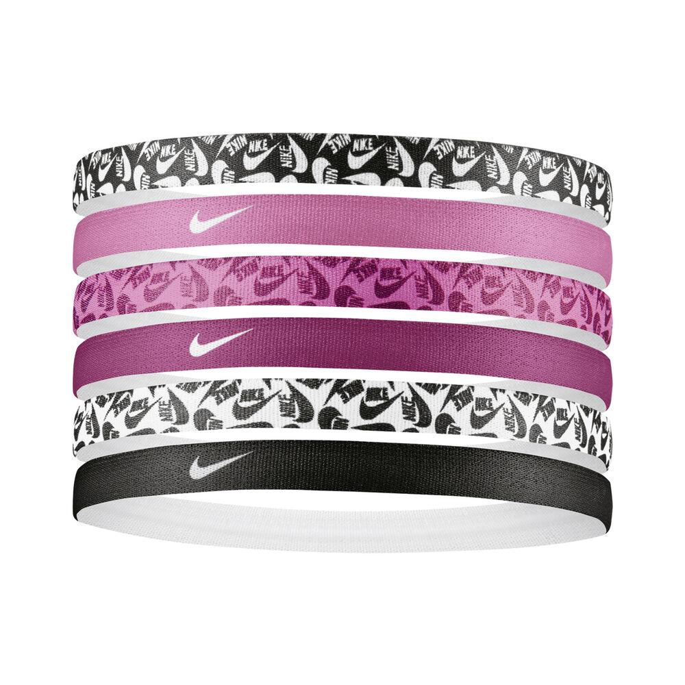 Nike Assorted Haarband 6er Pack Haarband Größe: nosize 9318-42-026