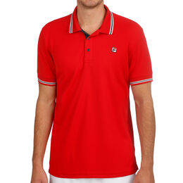 Piro Button Polo Men