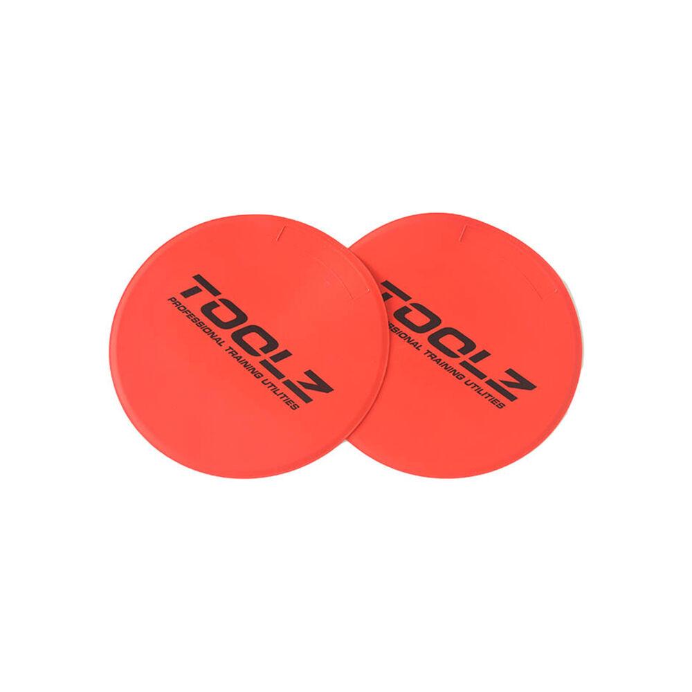 TOOLZ 4er Pack Markierungskreise Markierungskreise Größe: nosize TOTMKR4RD